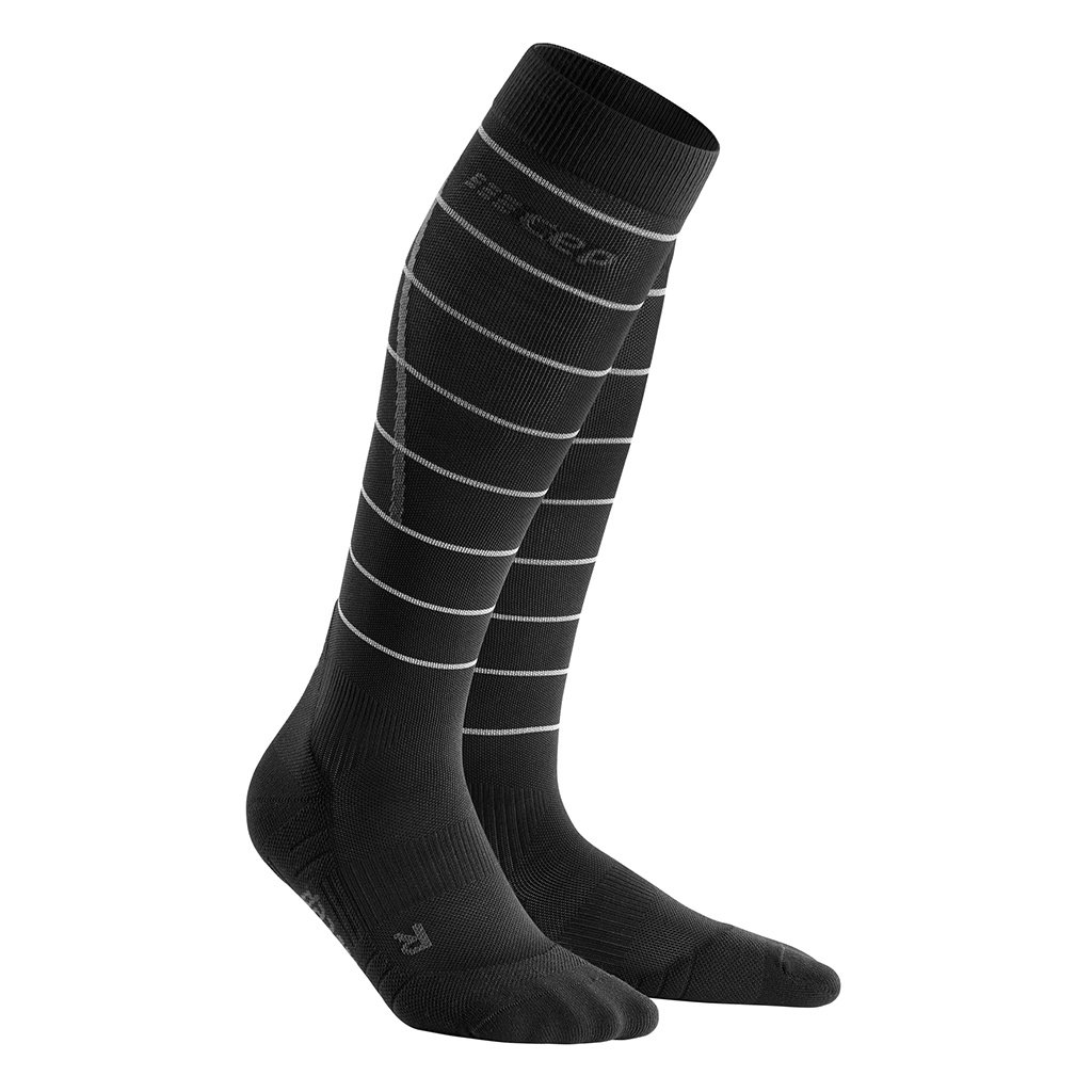 RUN Reflective Socks - WOMEN