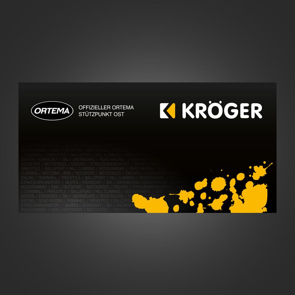 Gutschein für Kröger-ORTEMA-Produkte