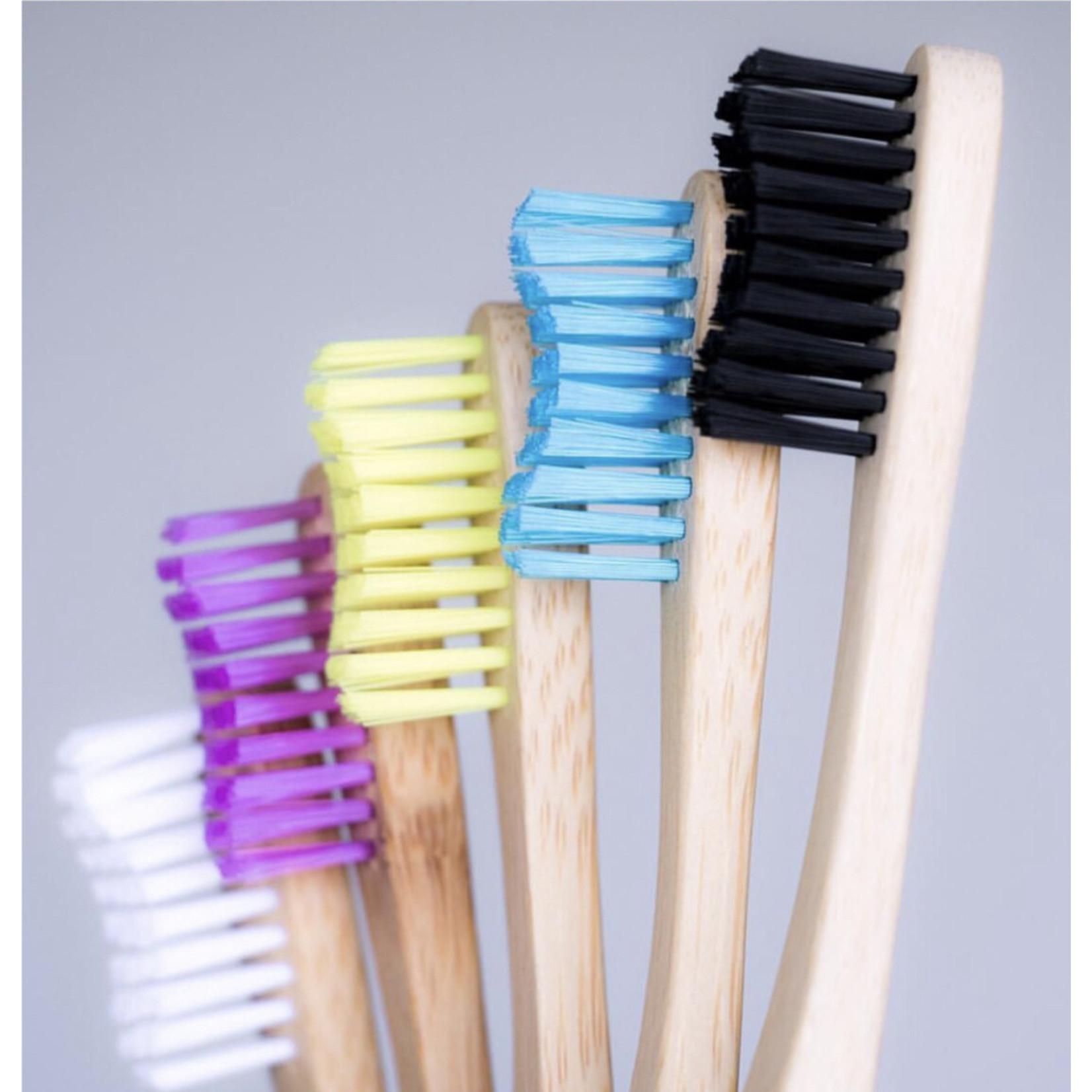 Tandenborstel Bamboo Junior