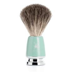 Shaving Brush Pure Badger - High-grade resin Mint