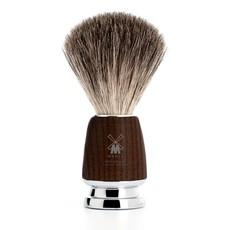 Shaving Brush Pure Badger - Steamed ash