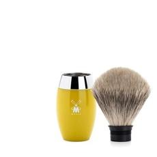 Shaving Brush Fine Badger - Yellow
