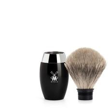 Shaving Brush Fine Badger - Black