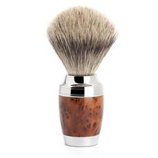 Shaving Brush Fine Badger - Thuja wood
