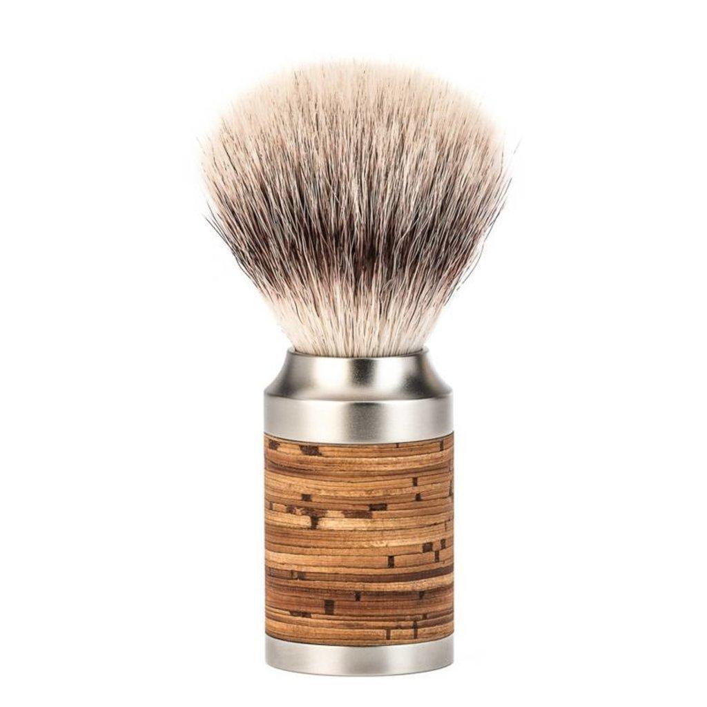 Scheerkwast Silvertip Fibre® - Berk