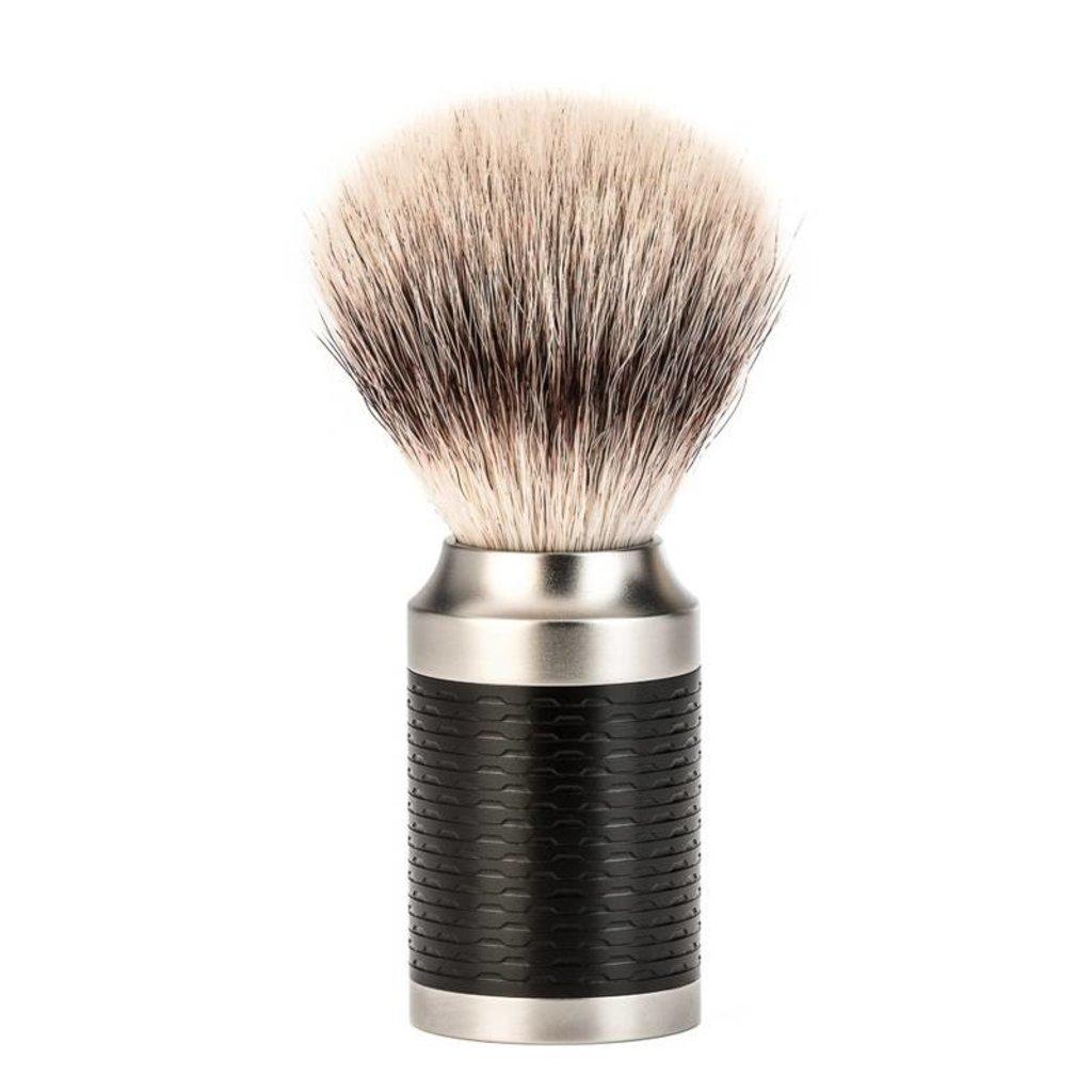 Shaving Brush Silvertip Fibre® - Black