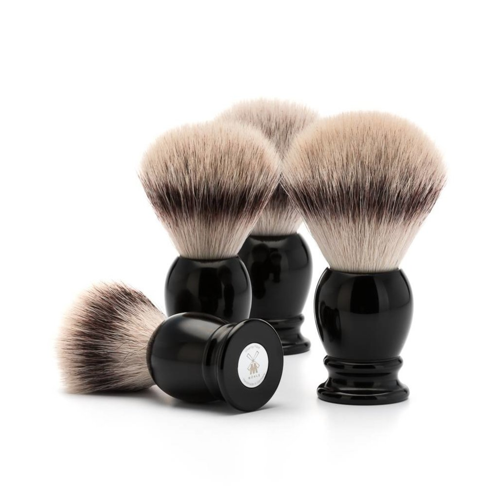 Shaving Brush Silvertip Fibre®- Black
