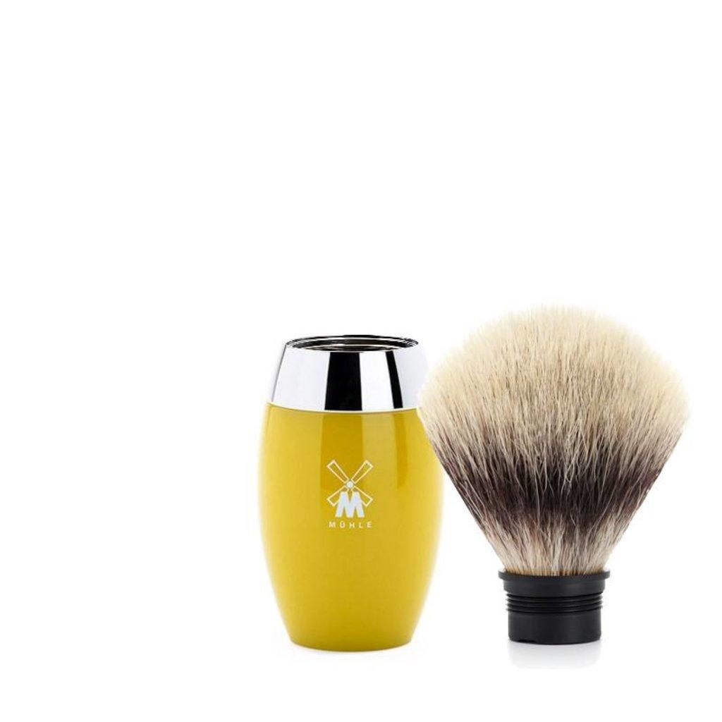 Shaving Brush Silvertip Fibre®- Yellow