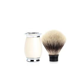 Scheerkwast Silvertip Fibre® - Ivoor