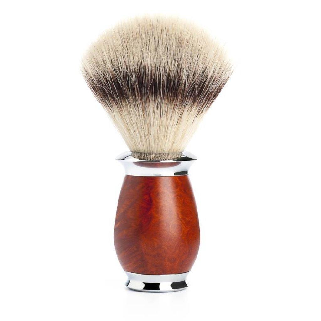 Shaving Brush Silvertip Fibre® - Briar wood
