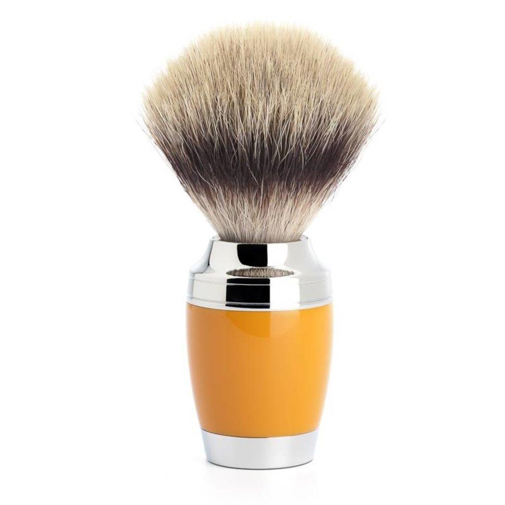 Shaving Brush Silvertip Fibre® - Butterscotch