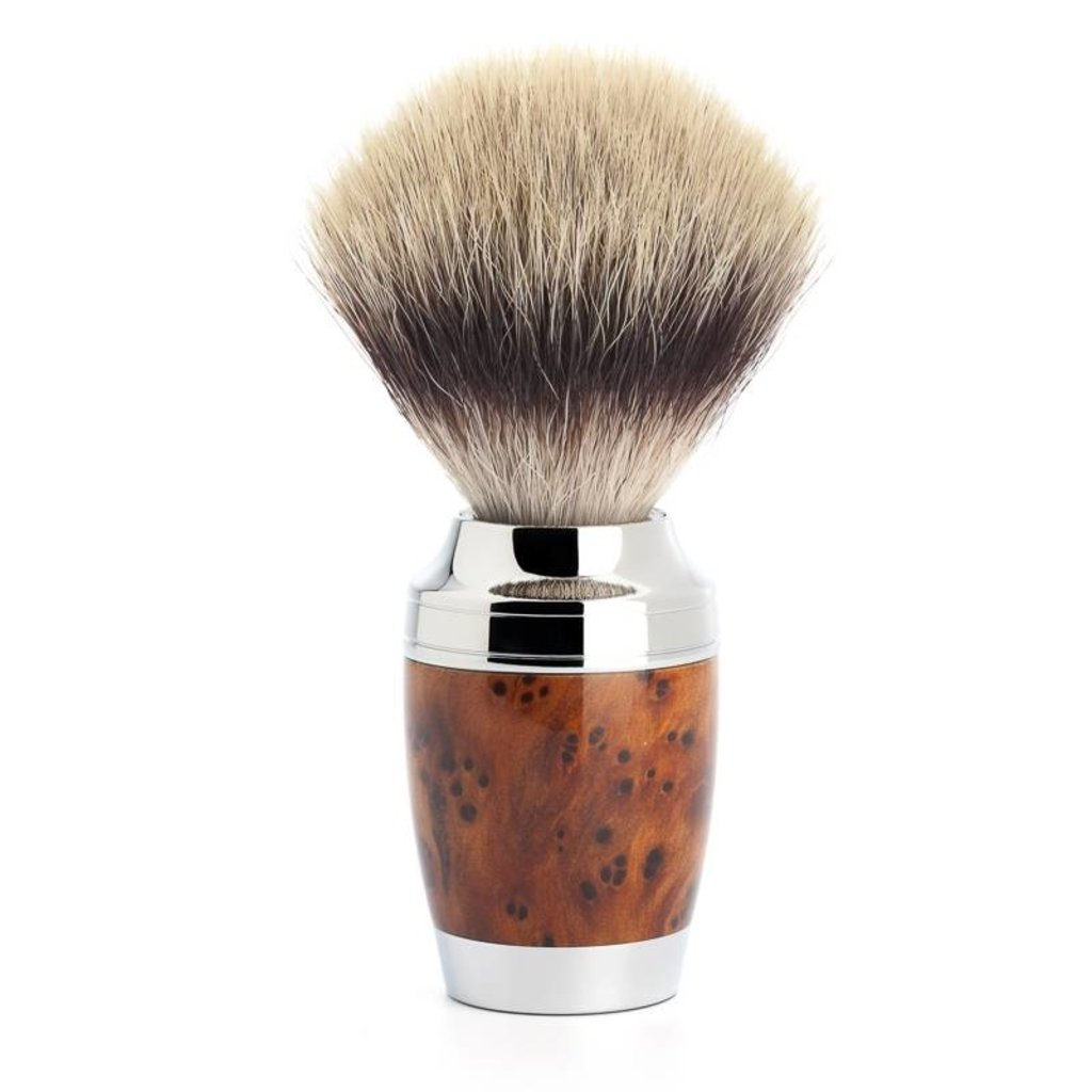 Shaving Brush Silvertip Fibre® - Thuja wood