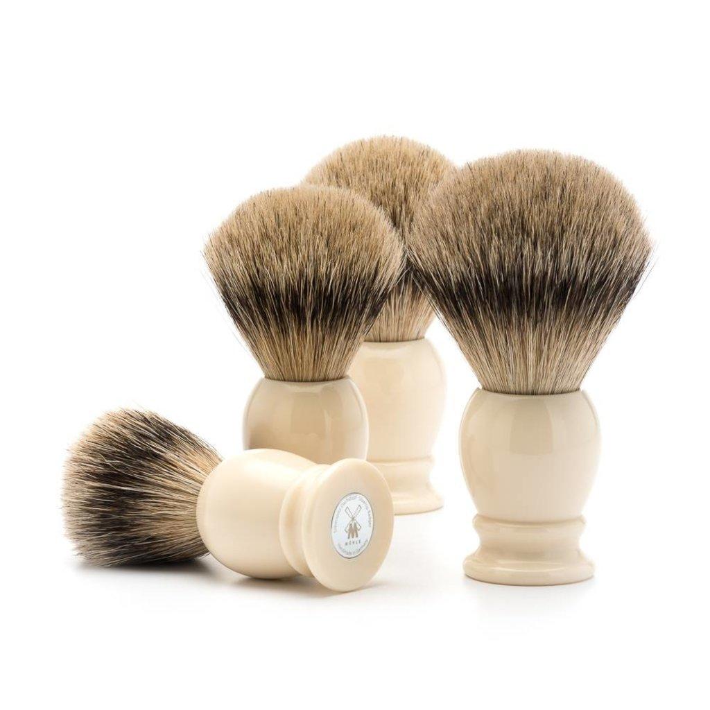 Shaving Brush Silvertip Badger - Ivory