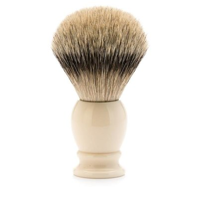 95K257 - Shaving Brush Silvertip (XL)