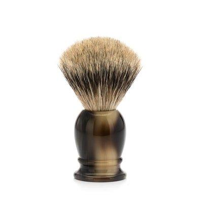 099K252 - Shaving Brush Silvertip (S)