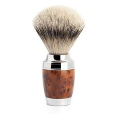 Shaving Brush Silvertip Badger - Thuja wood