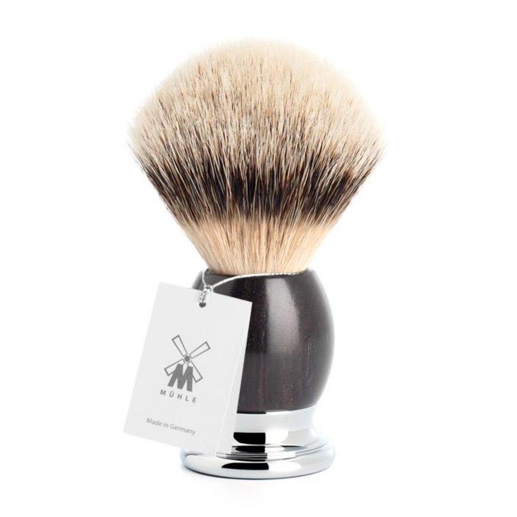 Shaving Brush Silvertip Badger - Blackwood