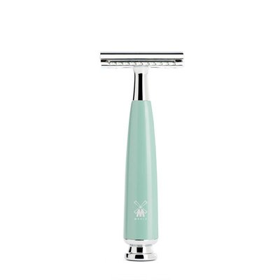 R224SR - Safety Razor - High-grade resin Mint Closed Comb