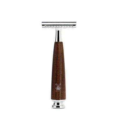 R220SR - Safety Razor - Steamed ash Closed Comb