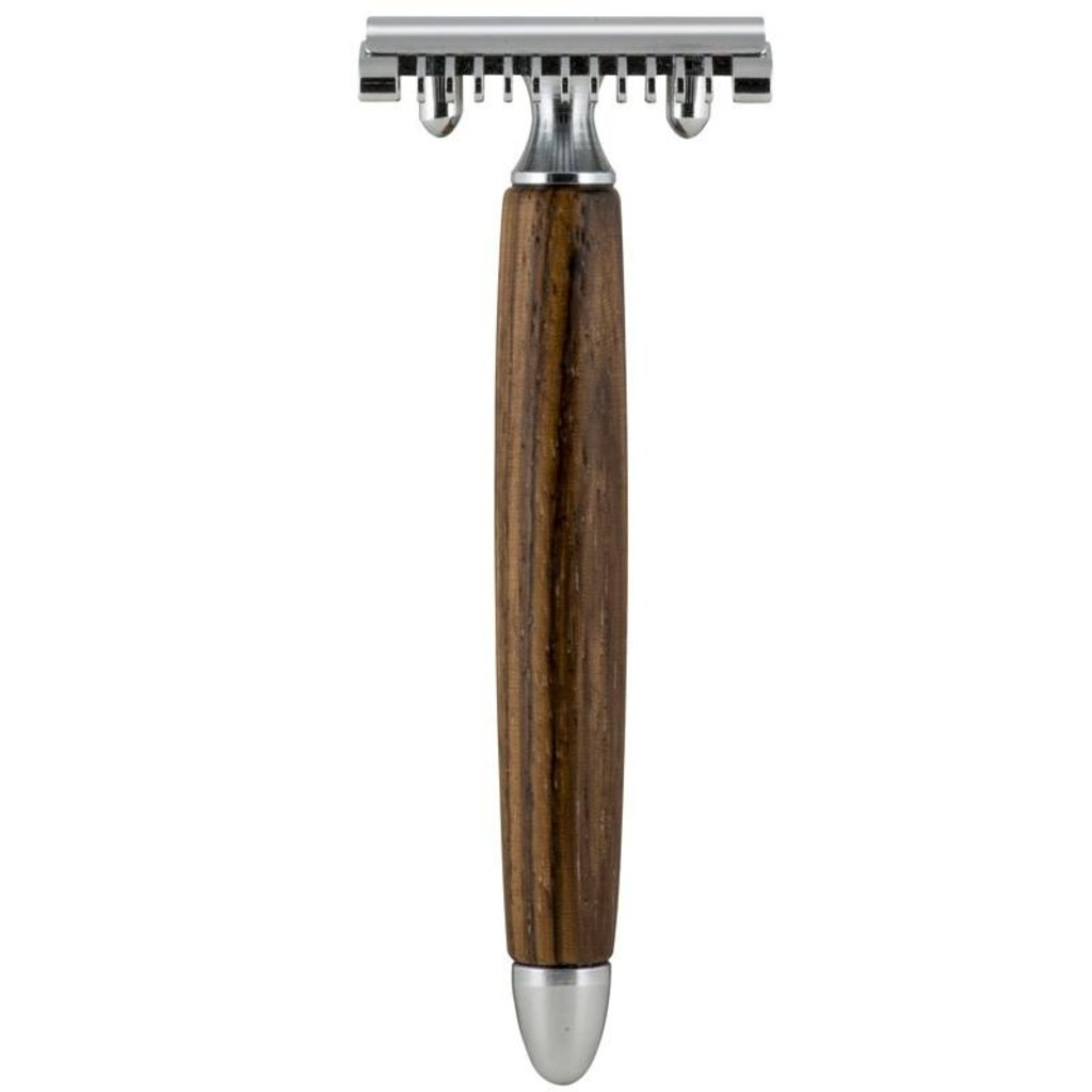 Fatip Safety Razor - Zebrano