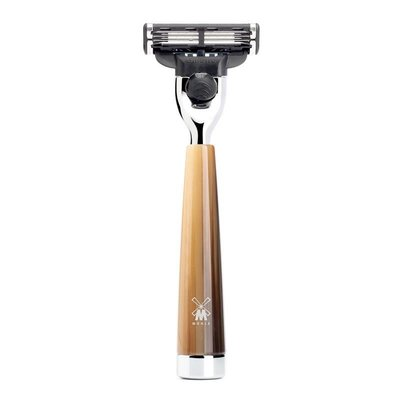 R142M3 - Gillette Mach3® - High-grade resin Horn brown