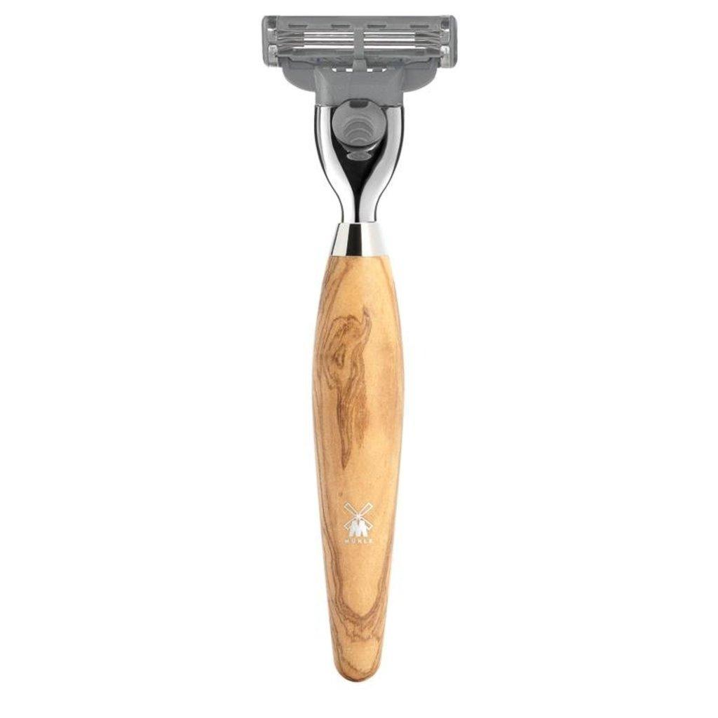 Gillette Mach3® - Olive wood