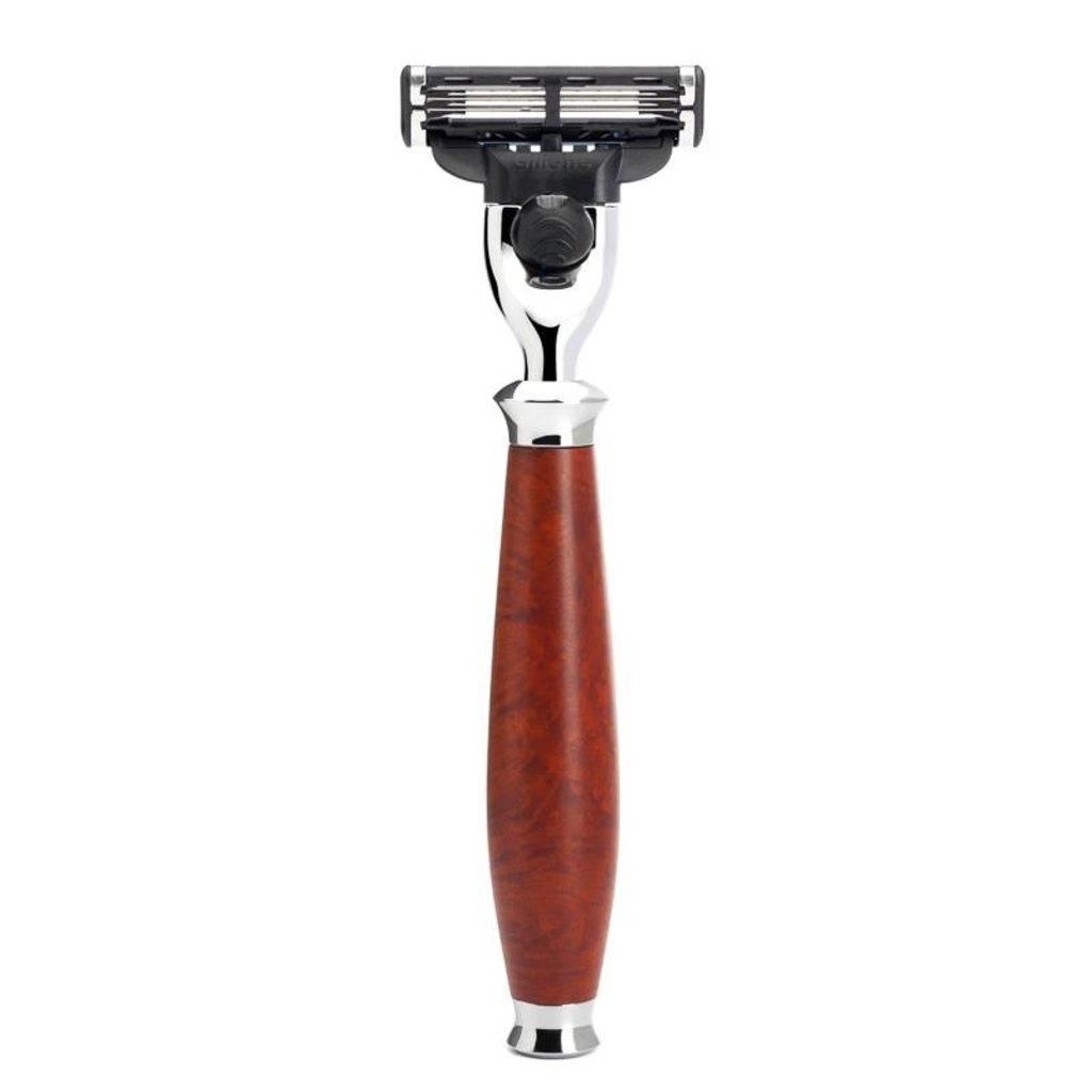 Gillette Mach3® - Briar wood