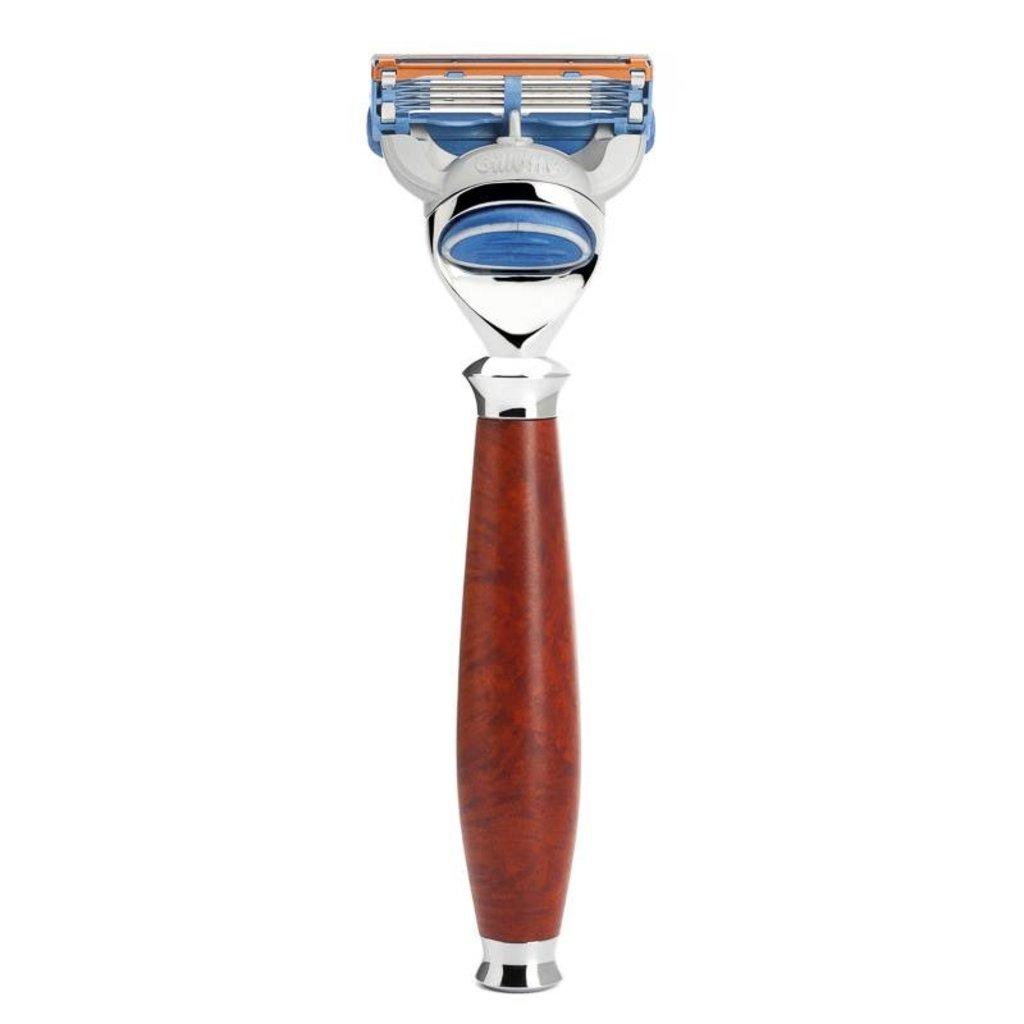 Gillette Fusion® - Briar wood