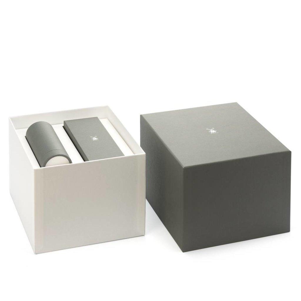 Shaving Set Sophist 4-part - Porcelain - Mach3®