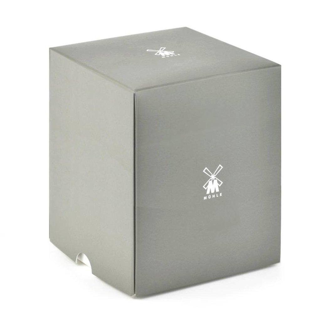 Scheerset Vivo 4-delig - Hoornbruin - Fusion®