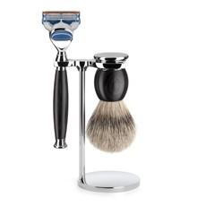 Shaving Set Sophist 3-part - Blackwood - Fusion®