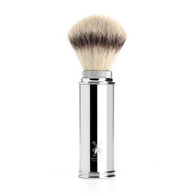31M20 - Travel Shaving Brush Silvertip Fibre® Chrome