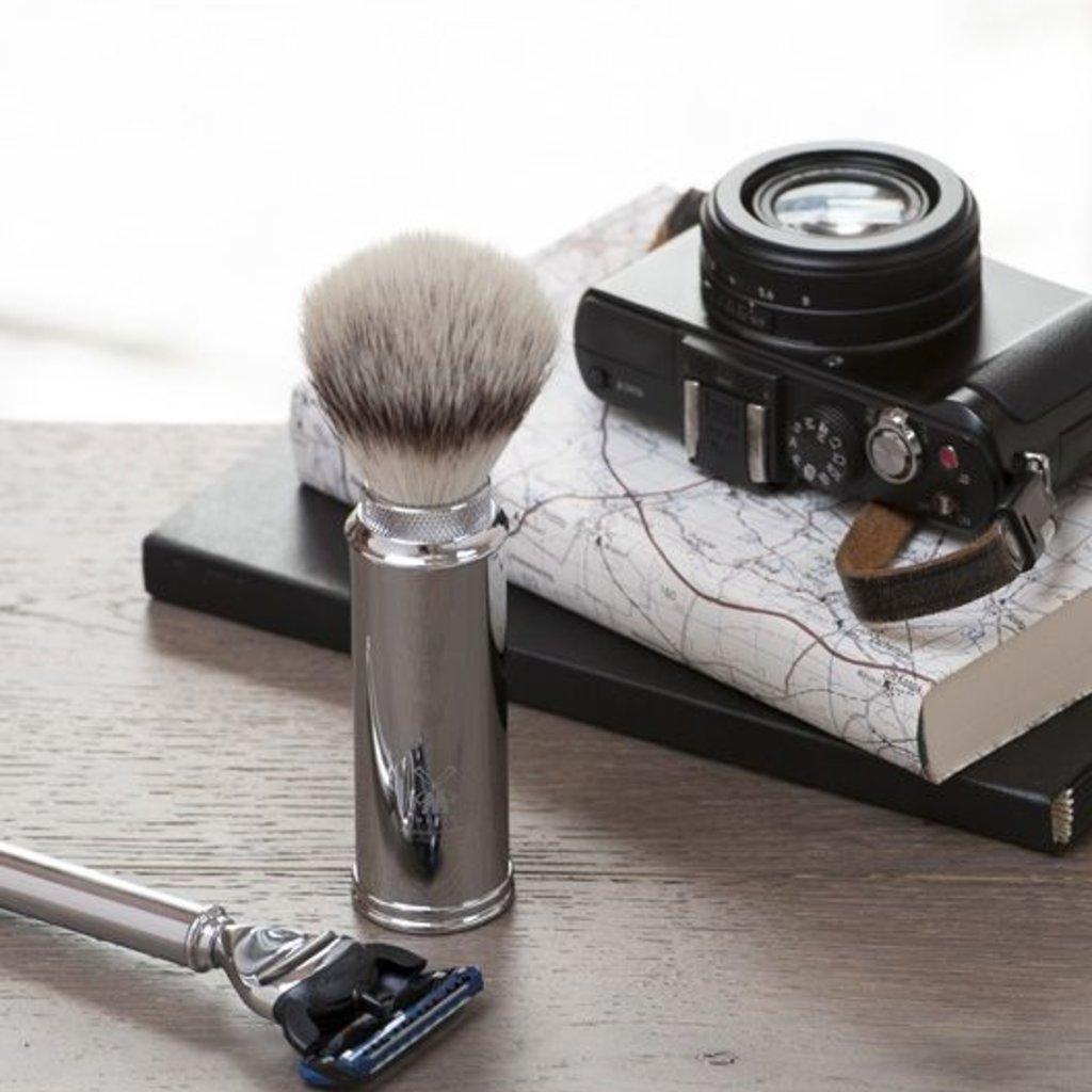 Shaving Set Mach3® Brown