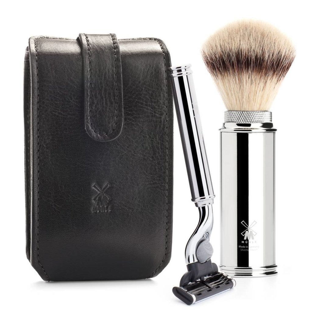 Shaving Set Mach3® Black