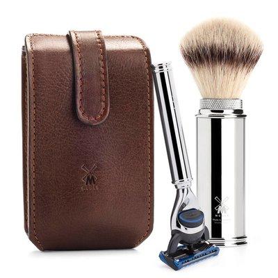 RT2F - Shaving Set Fusion® Brown