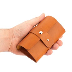 Leather bag met Brush en Mach3®