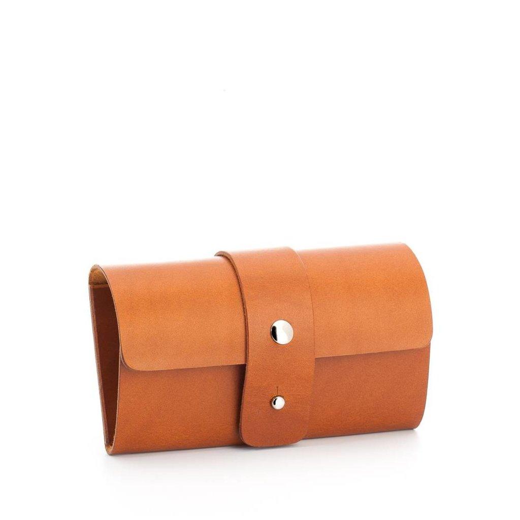 Leather bag met Brush en Fusion®