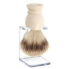 Holder Shaving Brush - transparant