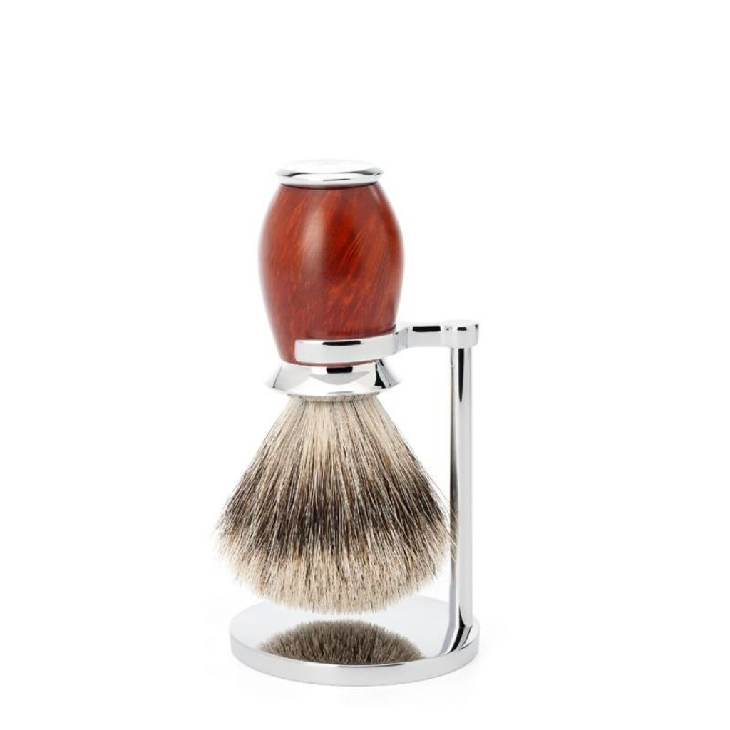 Holder Shaving Brush - Chrome