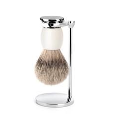 Holder Shaving Brush Sophist - Chrome