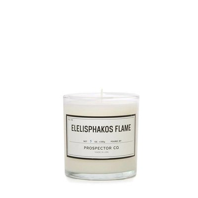 P-CAN-ELE-5 - Candle Eleisphakos Flame 5oz.