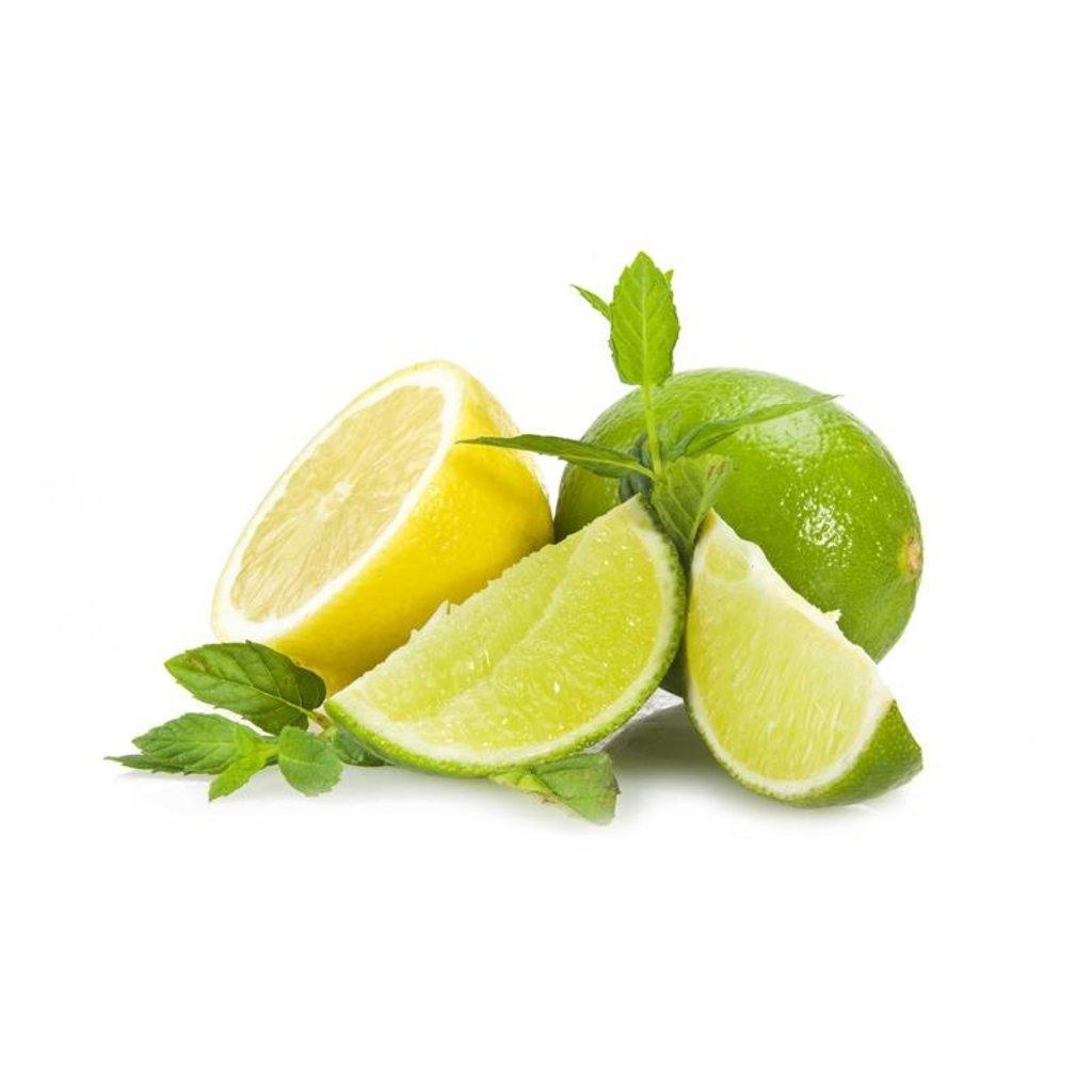 Tube shaving cream 75ml Lemon & Lime