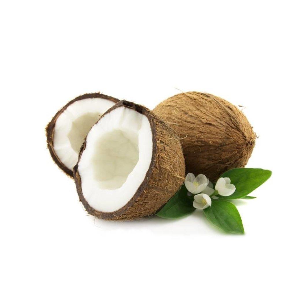 Tube shaving cream 75ml Coconut