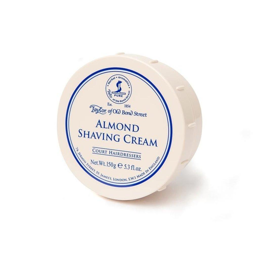 Bowl shaving cream 150g Almond