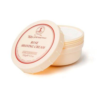 01004 - Bowl shaving cream 150g Rose