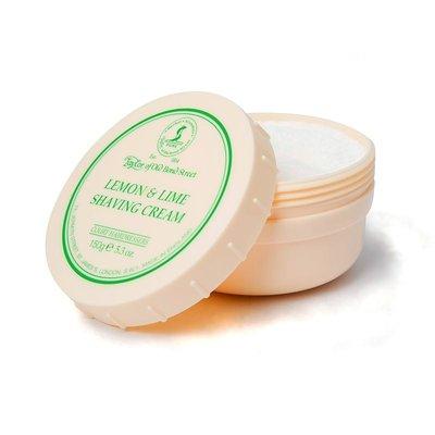 01005 - Bowl shaving cream 150g Lemon & Lime