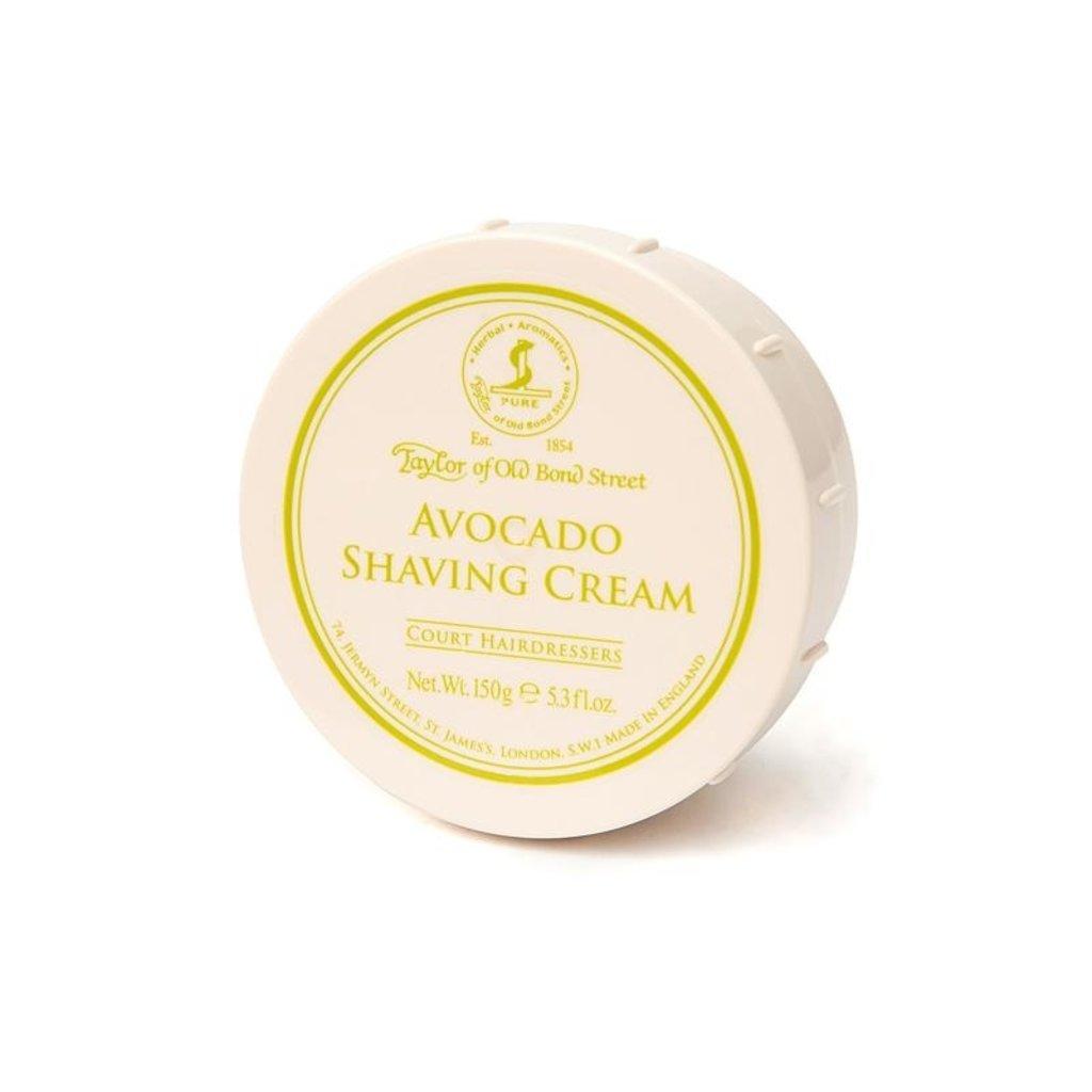 Bowl shaving cream 150g Avocado