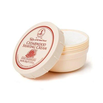 01012 - Bowl shaving cream 150g Cedarwood