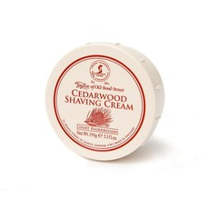 Bowl shaving cream 150g Cedarwood