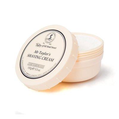 01008 - Bowl shaving cream 150g Mr Taylor's